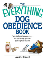 The Everything Dog Obedience Book
