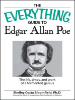 The Everything Guide to Edgar Allan Poe Book