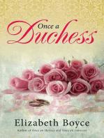 Once a Duchess