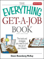 The Everything Get-A-Job Book