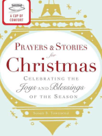 A Cup of Comfort Prayers and Stories for Christmas