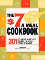 The $7 Meals Cookbook