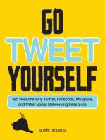 Go Tweet Yourself