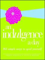 An Indulgence a Day