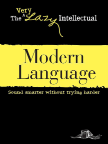 Modern Language: Sound smarter without trying harder