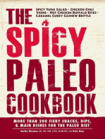 The Spicy Paleo Cookbook