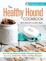 The Healthy Hound Cookbook