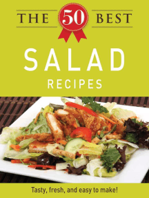 The 50 Best Salad Recipes By Adams Media Ebook