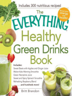 The Everything Healthy Green Drinks Book
