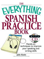 The Everything Spanish Practice Book
