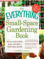 The Everything Small-Space Gardening Book