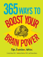 365 Ways to Boost Your Brain Power