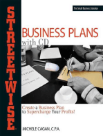 Streetwise Business Plans