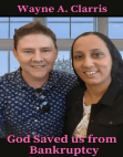 God Saved Us from Bankruptcy