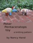 Peter Pentaceratops Toy