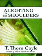 Alighting on His Shoulders