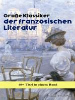 Große Klassiker der französischen Literatur