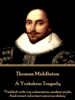 A Yorkshire Tragedy