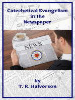 Catechetical Evangelism in the Newspaper