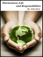 Harmonious Life and Responsibilities
