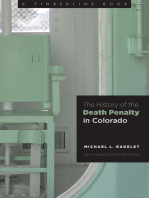 The History of the Death Penalty in Colorado