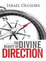 The Beauty of Divine Direction