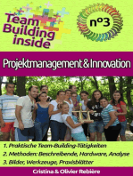 Team Building inside n°3 - Projektmanagement & Innovation