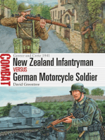 New Zealand Infantryman vs German Motorcycle Soldier: Greece and Crete 1941