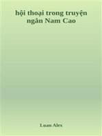 hội thoại trong truyện ngắn Nam Cao