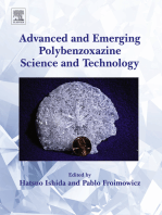 Advanced and Emerging Polybenzoxazine Science and Technology