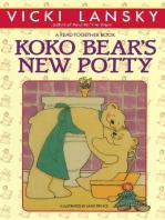 Koko Bear's New Potty