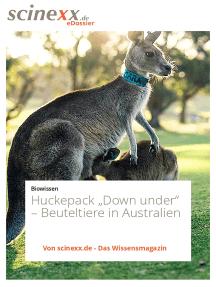 "Huckepack ""Down under"": Beuteltiere in Australien"