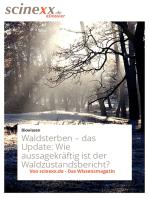 Waldsterben - das Update