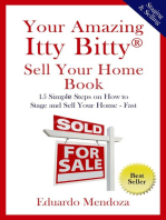 Your Amazing Itty Bitty(R) Sell Your Home Book
