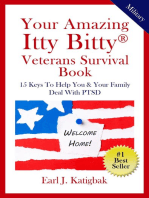 Your Amazing Itty Bitty(R) Veterans Survival Book