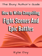 How to Write Compelling Fight Scenes and Epic Battles