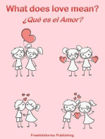 ¿Que es el Amor? - What Does Love Mean?