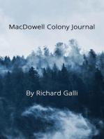 MacDowell Colony Journal