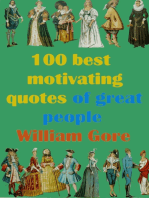 100 Best Motivating Quotes of Great People