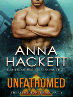 Unfathomed (Treasure Hunter Security #4)