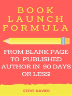 Book Launch Formula