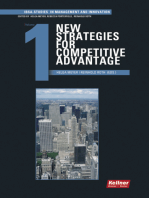 New Strategies for Competitive Advantage
