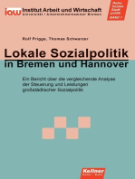 Lokale Sozialpolitik in Bremen und Hannover