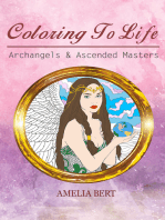 Coloring to Life: Archangels & Ascended Masters