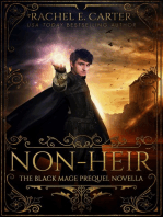 Non-Heir (The Black Mage Prequel Novella)