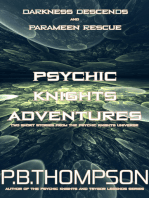 Psychic Knights Adventures (Darkness Descends and Parameen Rescue)