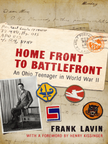 Home Front to Battlefront: An Ohio Teenager in World War II