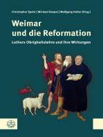 Weimar und die Reformation