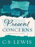 Present Concerns: Journalistic Essays