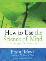 How to Use the Science of Mind